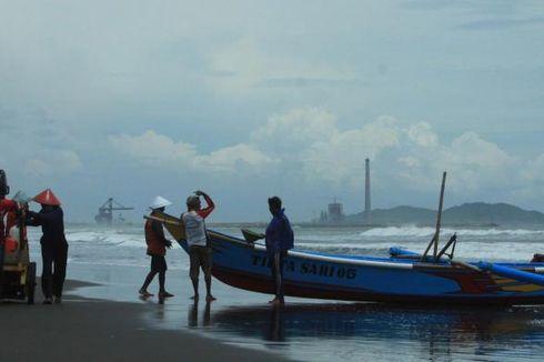 Gangguan Cuaca, Nelayan Pantai Selatan Diminta Waspadai Ombak Tinggi