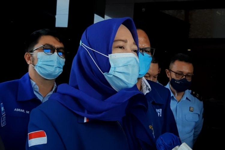 Plt Sekretaris DPD Demokrat Jateng Kartina Sukawati