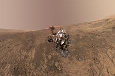 Robot Curiosity Temukan Oasis Kuno di Mars