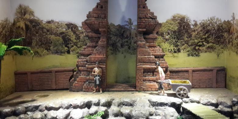 Museum Mpu Purwa di Kota Malang, Jawa Timur, Sabtu (12/11/2016)