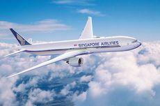 Singapore Airlines dan Silk Air Batalkan 8 Rute Penerbangan ke Indonesia
