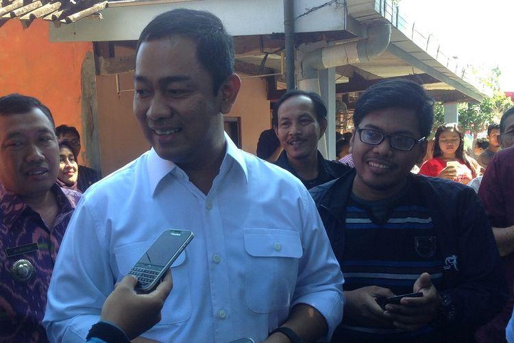 Wali Kota Semarang Hendrar Prihadi mengatakan Tambaklorok akan ditata menjadi kawasan bahari