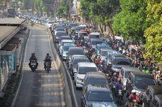 PSBB Transisi, Jumlah Pengguna Kendaraan Pribadi Sudah Hampir Normal