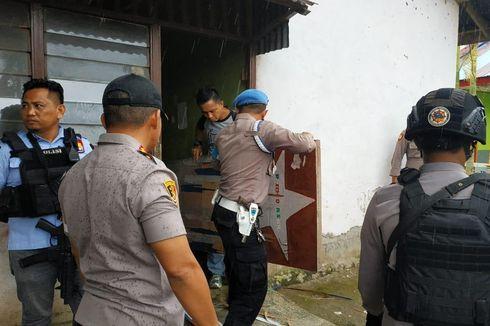 Polisi Sita Bendera Bintang Kejora dan Panah di Mimika Papua