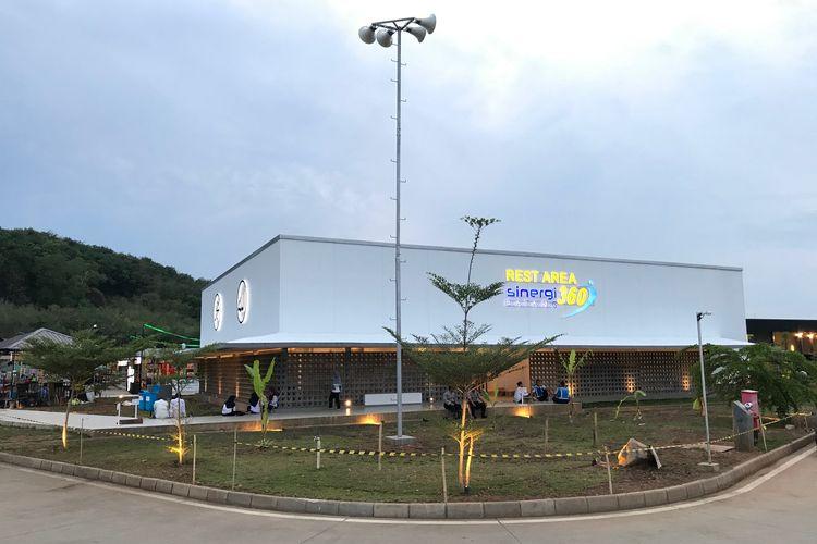 Rest Area 360 Tol Batang-Semarang