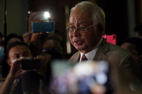 Divonis 12 Tahun Penjara, Najib Razak: Saya Tidak Puas