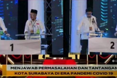 Dari 10 Lembaga Survei di Pilkada Surabaya, 7 Unggulkan Eri Cahyadi-Armuji, Sisanya Machfud Arifin-Mujiaman
