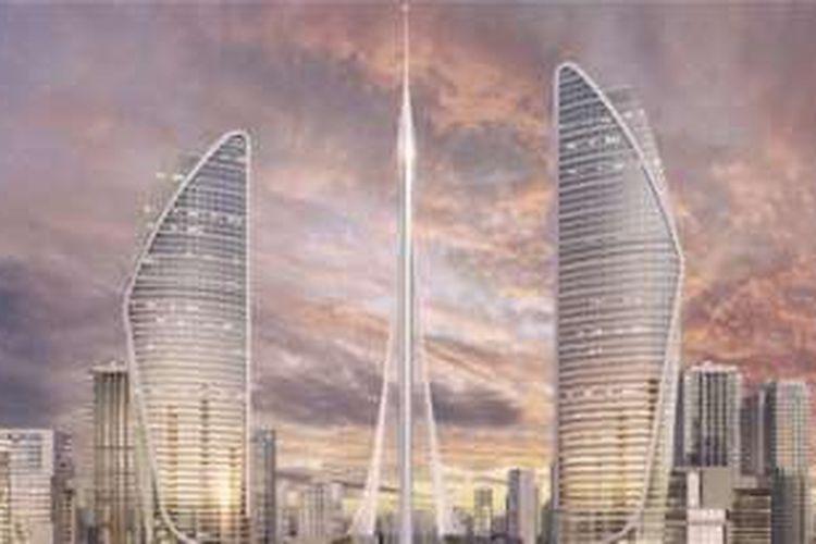 'The Tower' dijadwalkan resmi dibuka pada pertengahan 2020 untuk merayakan dimulainya Expo 2020 di Dubai.