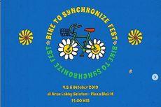 Berangkat Bareng ke Synchronize Fest 2019 Naik Sepeda, Tertarik?