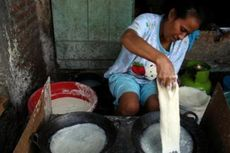 Mampir ke Kampung Pembuat Kulit Lumpia Tertua di Semarang