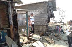 16 Rumah Hancur akibat Abrasi di Pesisir Selatan