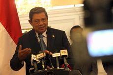 Presiden Hadiri Tahlilan TK, Megawati Tak Tampak