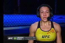 Hasil UFC 251, Amanda Ribas Kalahkan Petarung Model Paige VanZant