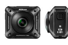 Nikon Setop Produksi 3 Kamera 360 Derajat