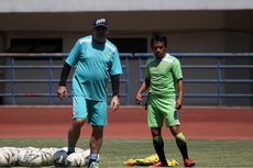 Tugas Ganda Budiman bersama Persib dan Blitar Bandung United
