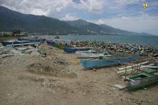 Minimalisasi Dampak Tsunami, Konstruksi Tanggul Pantai Silebeta Tuntas