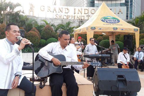 Pentas Musik di Jalur Pedestrian Sudirman-Thamrin Akan Digelar Rutin