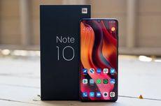 19 Februari, Xiaomi Boyong Mi Note 10 ke Indonesia
