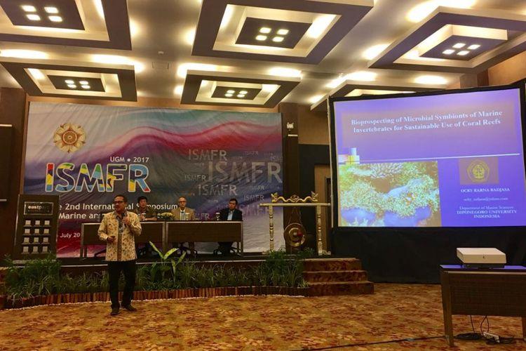 Departemen Perikanan UGM gelar International Symposium on Marine and Fisheries Research (ISMFR)
