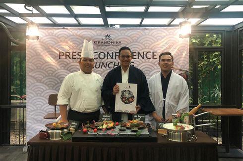 Restoran Jepang Berkonsep Roof Dining Hadir di Jakarta Selatan