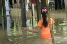 Banjir 1,5 Meter Rendam Ribuan Rumah di Pinrang