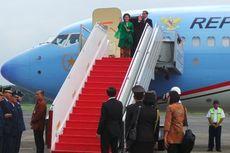 Tinggalkan Malaysia, Presiden Jokowi Menuju Brunei
