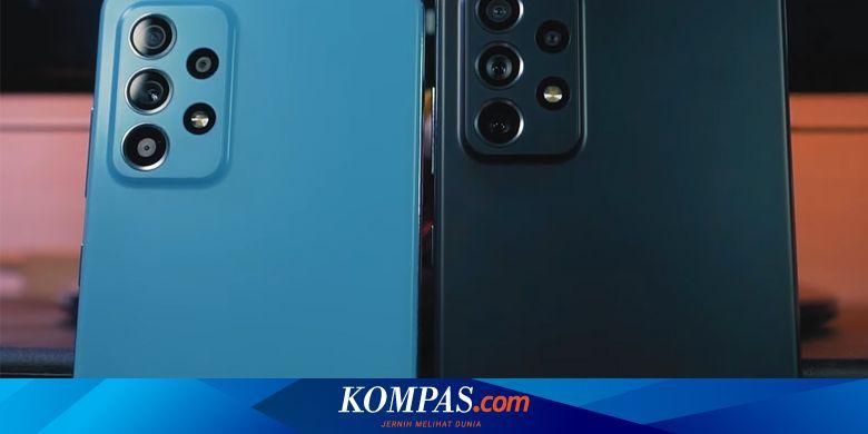 Video: Harga Selisih Rp 1 Juta, Ini Beda Samsung G