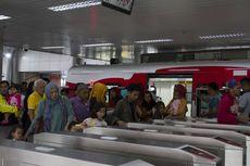 LRT Jakarta Pecah Rekor Pencapaian Penumpang, tapi Masih di Bawah Target