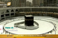 Arab Saudi Tutup Penuh Mekkah dan Madinah, Jam Malam Bertambah Jadi 24 Jam
