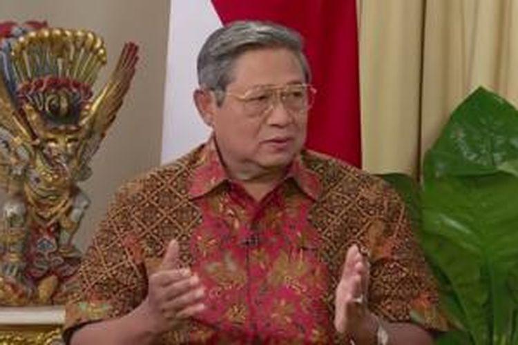 Presiden Susilo Bambang Yudhoyono.