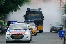 Ada Bahaya Cairan Disinfektan pada Kendaraan Bermotor