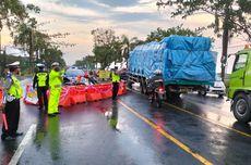 Warga Diimbau Hati-hati dan Waspada Saat Melintas di Jalan Raya Pantura Lamongan