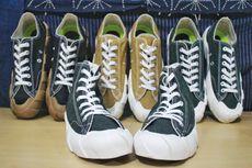 Rafheoo, Sneakers Lokal dengan Material Unik