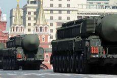 Rusia Lakukan Uji Coba Sejumlah Rudal Balistik