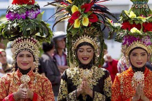 Aceh Besar Juara Lomba Busana Adat