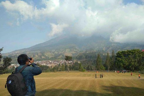 Kebakaran di Gunung Sindoro dan Sumbing Akan Dipadamkan Pakai Bom Air