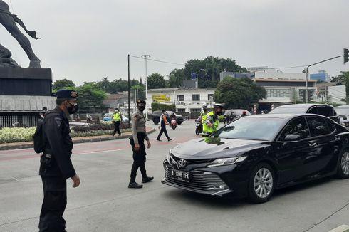 Polisi Sebut Volume Kendaraan Turun sejak Ada Sanksi Tilang Pelanggar Ganjil Genap