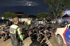 Tertangkap Saat Balap Liar, 24 Orang di Semarang Disanksi Dorong Motor Sejauh 2 Km