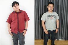 Sukses Turun Bobot 15 kg dalam 2 Bulan Meski Doyan Ngemil