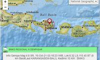 6 Fakta Gempa Karangasem Bali, Sumber Gempa hingga Dampak Korban Jiwa