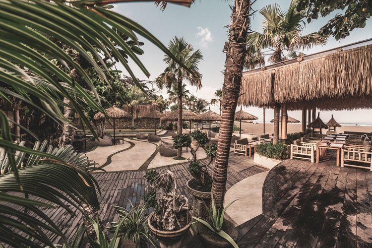 Mano Beach House di Seminyak, Bali.