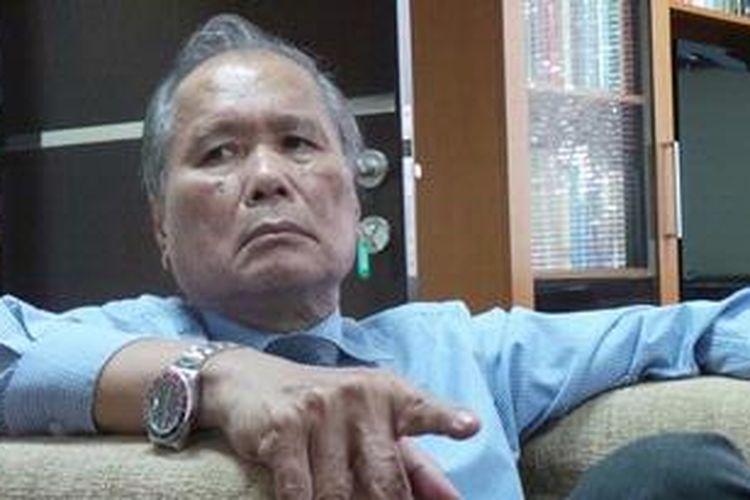 Anggota Watimpres bidang Hukum dan HAM Albert Hasibuan