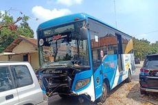 Tabrak Pemotor hingga Tewas, Sopir dan Kondektur Bus Transjogja Dipecat