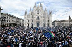 Perayaan Juara Inter Lahirkan Kontroversi, Wali Kota Milan Kena Imbas