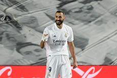 Atletico Vs Real Madrid - Jadi Juru Selamat, Karim Benzema Ukir Sejarah pada Laga Derbi