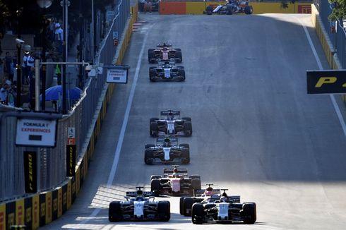 Kota Baku Raup Untung Rp 7 Triliun Selama Jadi Tuan Rumah F1