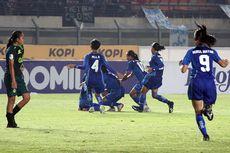 Final Liga 1 Putri 2019, Juara, Persib Putri Jadi Ratu Bola Indonesia