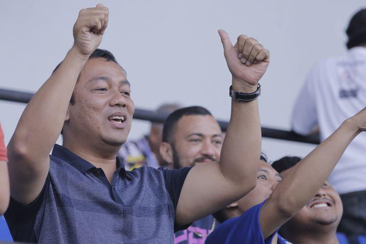 Kecewa Laga PSIS Vs Persebaya Tanpa Penonton, Wali Kota Hendi Siapkan 2 Layar Raksasa
