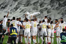Man City Vs Real Madrid, Misi Comeback Sang Juara Liga Spanyol