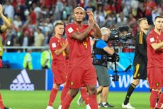 Percaya pada Pelatih, Belgia Tak Takut dengan Brasil